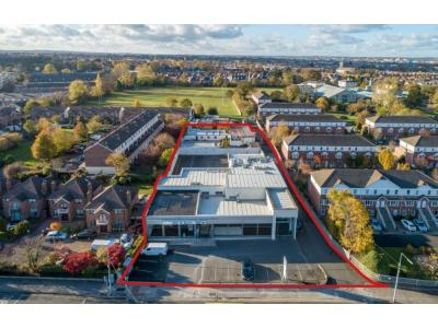 EXCEPTIONAL RESIDENTIAL DEVELOPMENT SITE IN D6