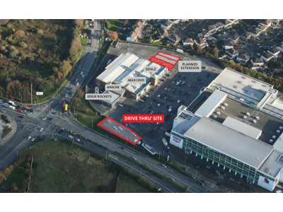 Drive Thru opportunity at Clarehall Retail Park